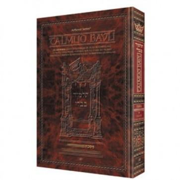 Guemara Chabbat, Daf Yomi COMPACT, Edmond J. Safra Ed - Vol 4: Chapitre 16-24 (115a-157b)