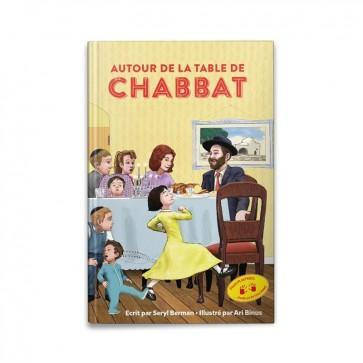 Autour de la table de chabbat