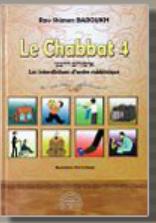 Le Chabbat 4