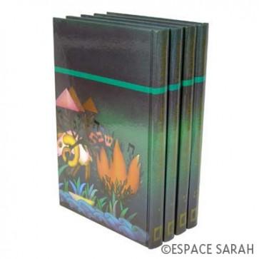 Un Trésor d'Aggadot sur la Tora - Coffret de quatre volumes