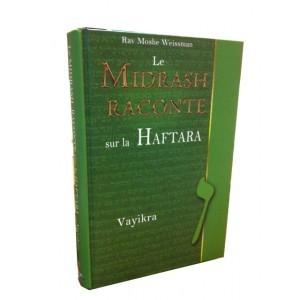 Le Midrash raconte sur la Haftara -Vayikra