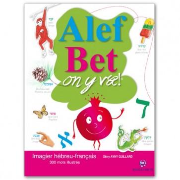 ALEF BET ON Y VA !