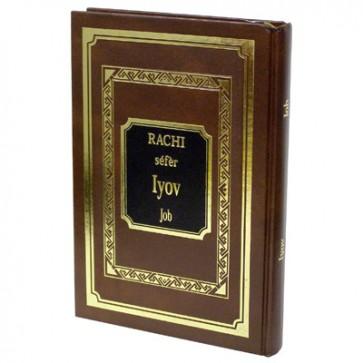 Rachi séfèr Iyov - Job