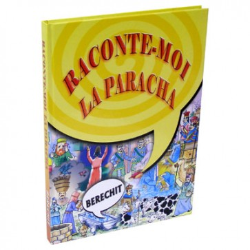 Raconte-moi la Paracha - Béréchit