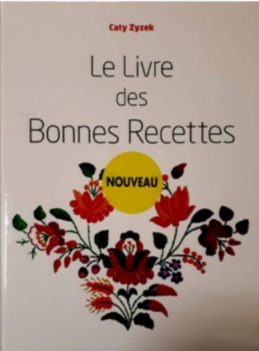 Le livre des bonnes recettes
