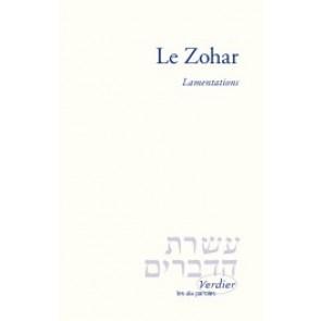 Le Zohar – Lamentations