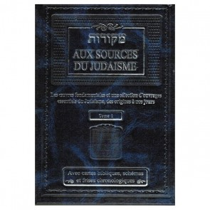 Mékorote. Aux sources du Judaïsme Vol.2