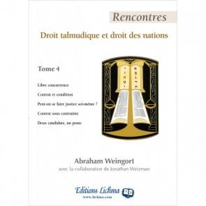 DROIT TALMUDIQUE ET DROIT DES NATIONS 4