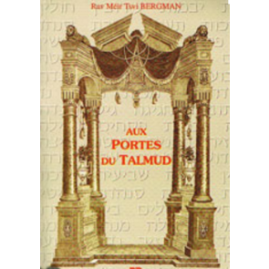 Aux portes du Talmud