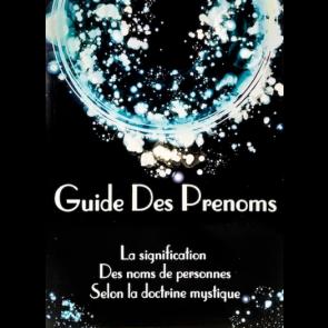 Guide Des Prénoms