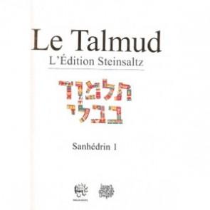 LE TALMUD Adin Steinzaltz Sanhédrin 1