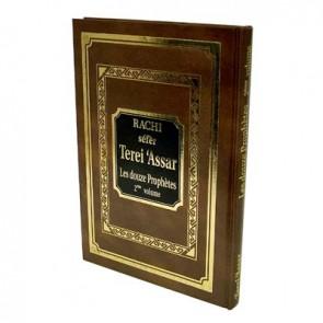 Rachi séfèr Terei 'Assar - Les douze Prophètes - 2ème Vol.