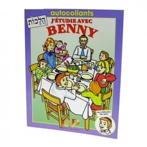 J'étudie avec Benny