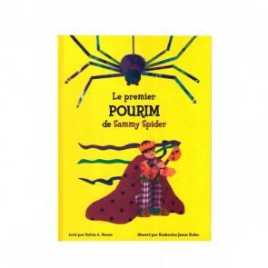 Le premier Pourim de Sammy Spider