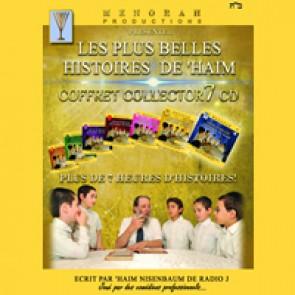 Les plus belles histoires de 'Haim Coffret Collector 7 CD
