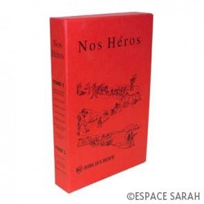 Nos Héros - Coffret deux volumes
