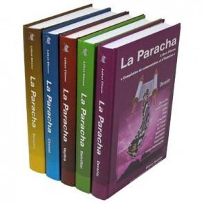 La Paracha - Léket Eliaou -Set de 5 Livres