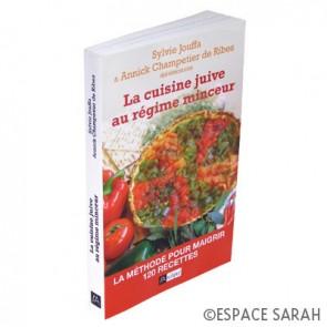 La cuisine juive au régime minceur