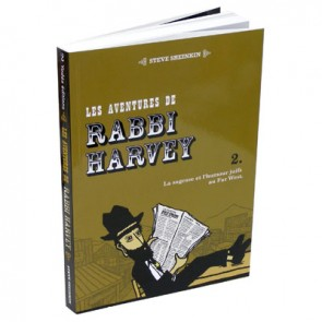 Les aventures de Rabbi Harvey 2