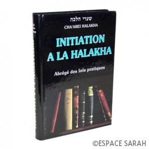 Initiation à la Halakha - Cha'arei Halakha