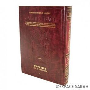 Talmud Bavli - Artscroll 9 - Traité Pessa'him