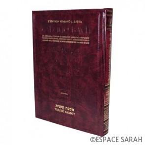 Talmud Bavli - Artscroll 19 - Traité Taanit
