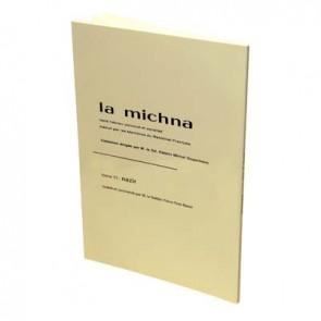 La Michna - Nazir Tome XVII