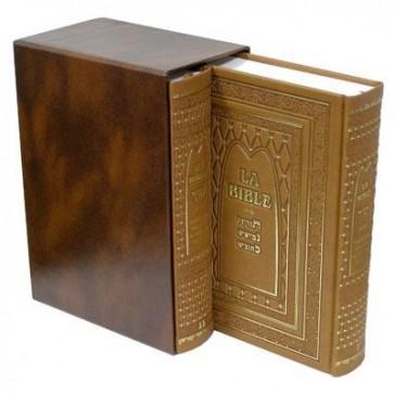 LA BIBLE SALOMON LUXE Grands caractères bien lisibles.