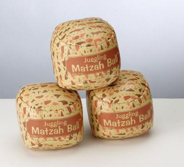 LOT DE 3 BALLES À JONGLER MATZAH