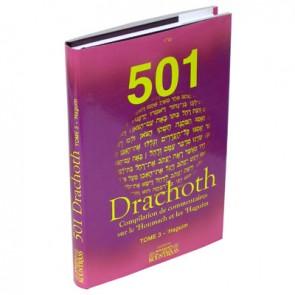 501 Drachoth - tome 3 - 'Haguim