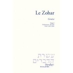 Le Zohar – Genèse, tome I Préliminaires, Beréchit, Noah, Lekh Lekha