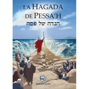 Hagada De Pessah Sefarad Hébreu / Français / Phonétique