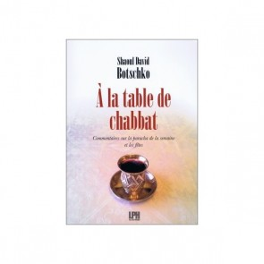 A la table de Chabbat