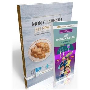 Pack Chabbath (Mon Chabbath en pratique + Jeu de cartes Les Inboxables Chabbath)