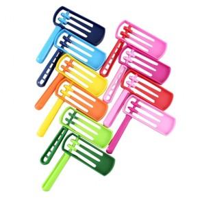 Crécelle plastique Multicolore
