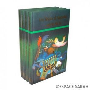 Un trésor d'Aggadot sur le Na'h - Coffret de quatre volumes
