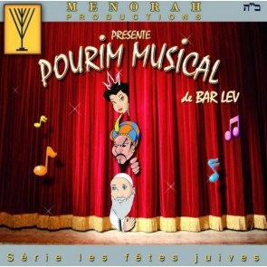 Pourim musical de Bar Lev