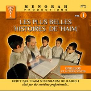 Les plus belles histoires de 'Haim - Volume 1