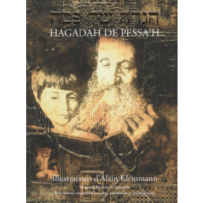 HAGADAH DE PESSAH ILLUSTRATIONS A. KLEINMANN