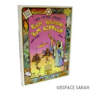 Les fêtes juives - Roch Hachana Yom Kippour