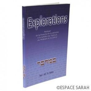 Explorations - Tome IV - Bamidbar