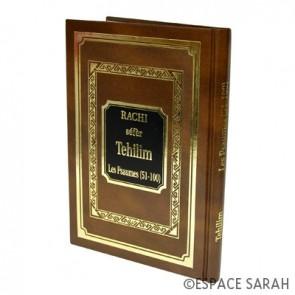 Rachi séfèr Tehilim - Les Psaumes (51-100)