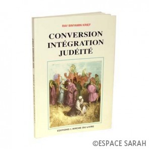 Conversion Intégration Judéité