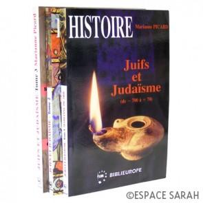 Juifs et Judaïsme - Tome I, II & III