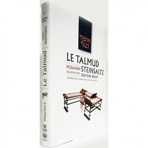 Pessa'him 2 - Le Talmud Steinsaltz (Couleur)