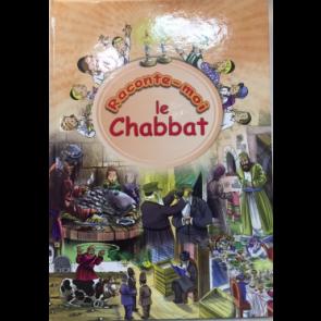 Raconte-Moi le Chabbat